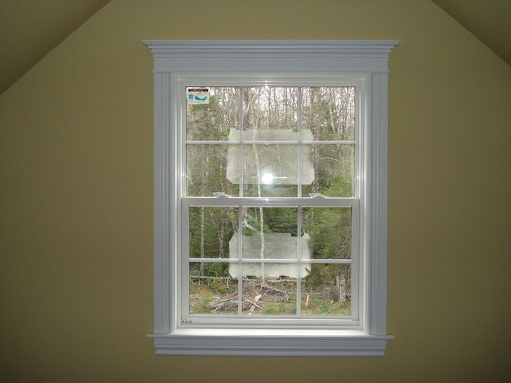 Pictures Of Moulding On Interior Windows
