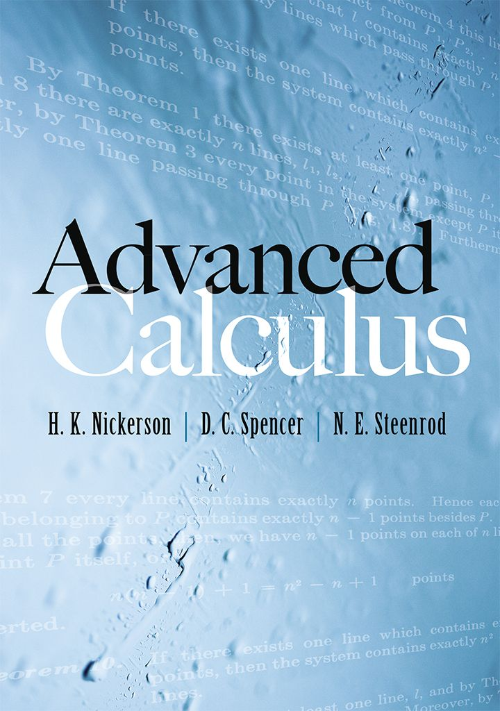 21 best math books images on pinterest math books math and advanced calculus fandeluxe Choice Image