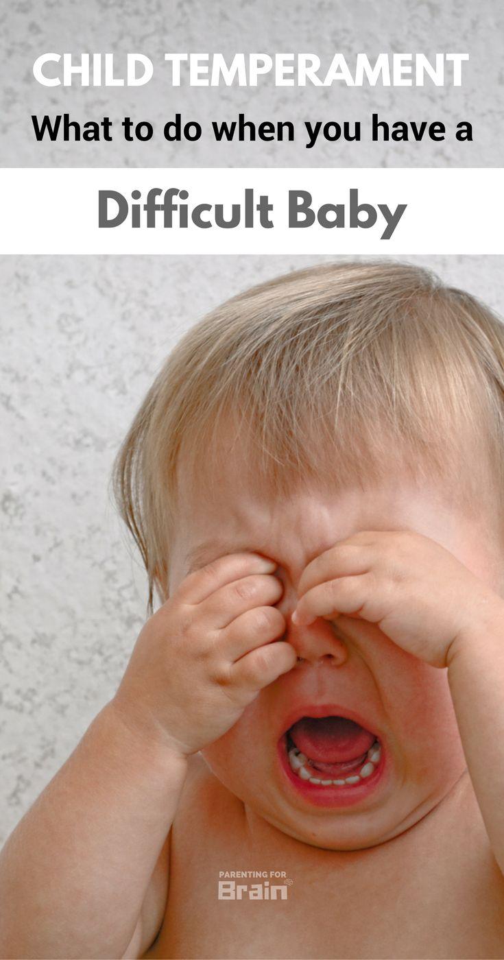 What Is Temperament | Easy Baby Difficult Baby #parenting #parentingforbrain #parentingtips