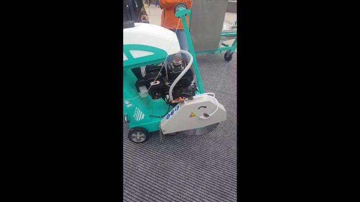 Asfalt beton kesme makinasıdır  www.kucukoglumakine.com.tr