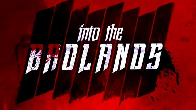 Title sequence for AMC's Into the Badlands  Designed by HUGE DESIGNS  Music by Mike Shinoda