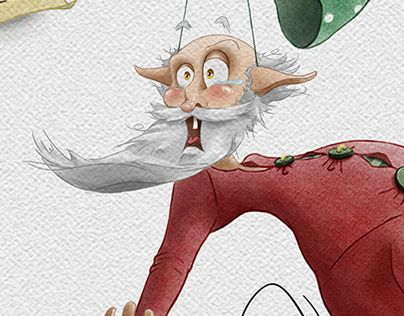 "Check out new work on my @Behance portfolio: ""Christmas is coming"" http://be.net/gallery/59487971/Christmas-is-coming #Christmas #gnome #december #illustration"