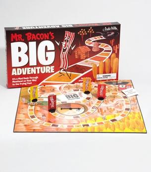Mr Bacon big adventure game hahaha