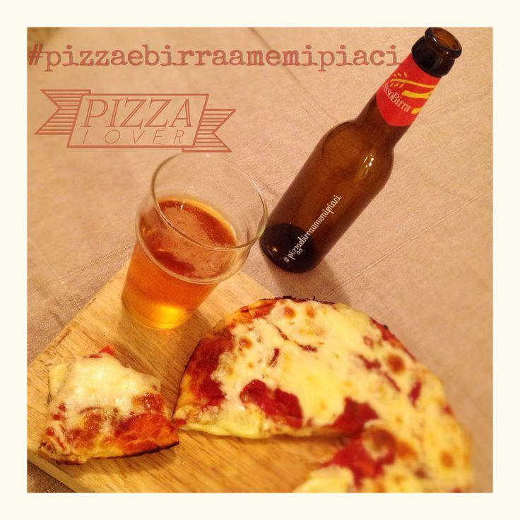 #pizzaebirraamemipiaci #beer #pizza
