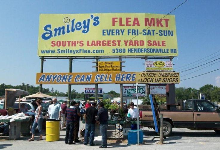 Smiley S Flea Market Fletcher Nc Near Asheville My