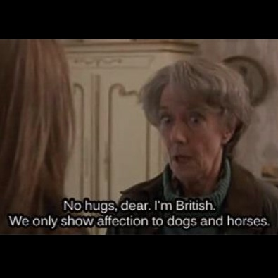 What a girl wants....oh is that my problem?! I'm british!