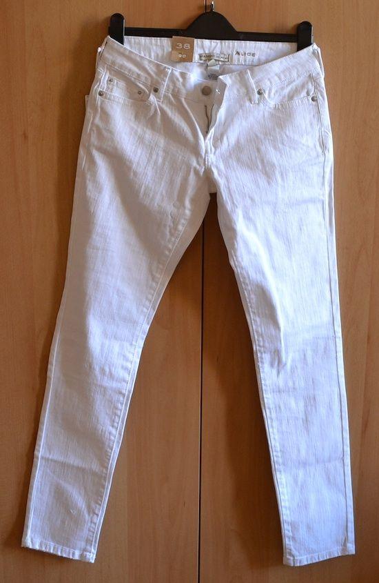Fehér farmer - Mango (6.995 Ft)