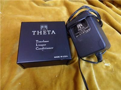 Theta TLC Jitter Buster, used, for sale, secondhand