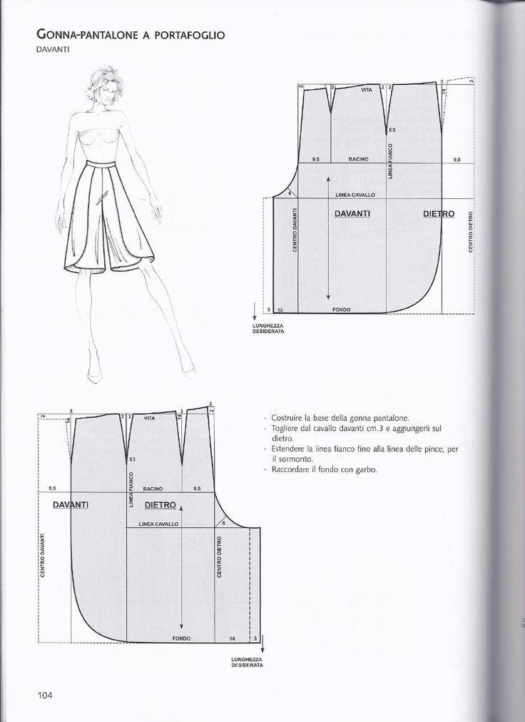 timeless design e9625 e57ff cartamodello camicia donna - Ricerca Google | Cartamodelli ...