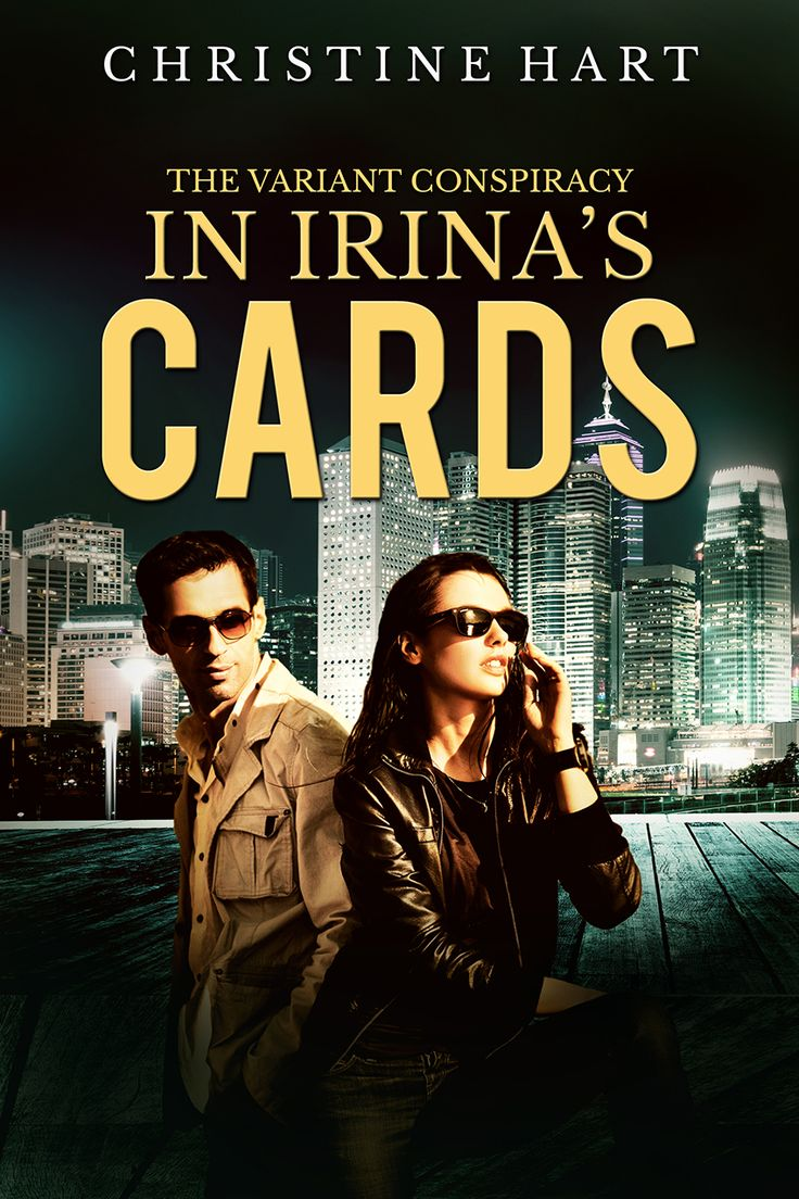 In Irina's Cards (The Variant Conspiracy Book 1) by Christine Hart. Fringe Sci-Fi with Paranormal Elements. Free! http://www.ebooksoda.com/ebook-deals/in-irinas-cards-the-variant-conspiracy-book-1-by-christine-hart