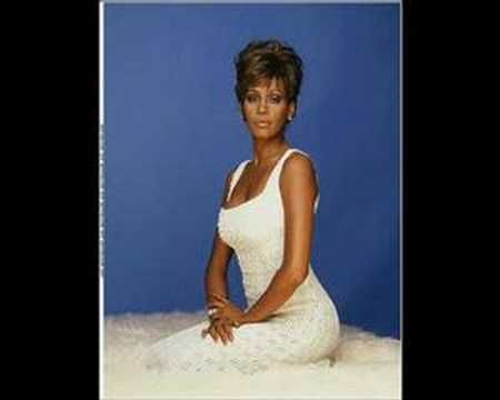 Whitney Houston - Don't cry for me (live)