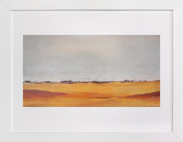 Rolling Plains by Megan Kelley at minted.com