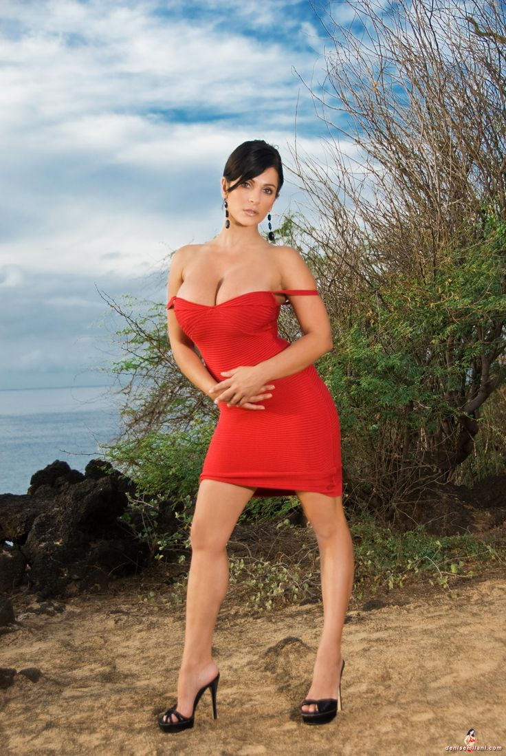 데니스 밀라니(Denise Milani) - Dreaming of valentines - eyval.net