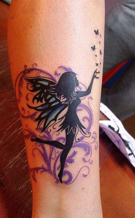 Los Tatuajes de Hadas mas populares