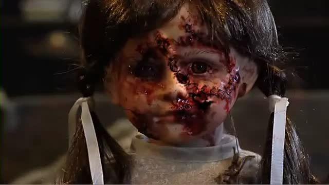 #Stitch (2013) #Horror Trailer , Garth Ennis