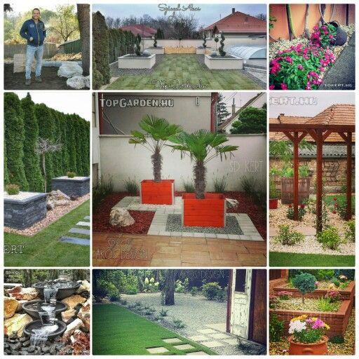 #kert #kerttervezés #gardendesign # kertépítés