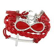 Multi Lagen Weave Diamond Infinity Anchor Cro... – EUR € 7.35