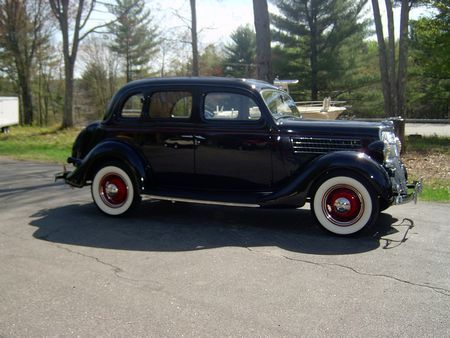 17 images about ford 1935 1936 on pinterest auction for 1935 ford 4 door sedan
