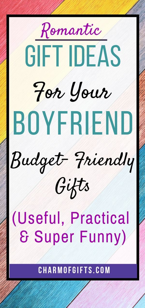 Inexpensive Boyfriend Gifts That Don't Look Cheap (Under $20)