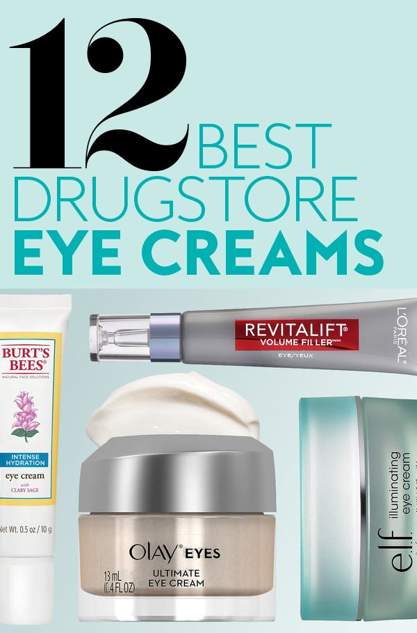 Drugstore best eye creams exclusive photo