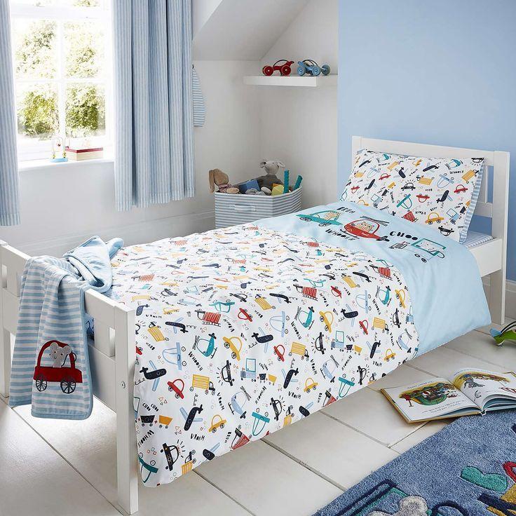 Meine Erste Reise Kinderbett Bettdecke Und Kissenbezug Kinder