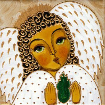 Oraciones de sanación con los ángeles: Arcángel Rafael por Tanya Torres