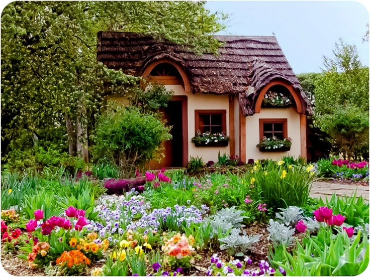 My Country Cottage!