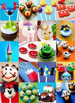 Cute Disney Foods