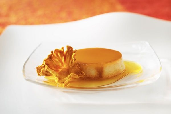 Atkins Pumpkin Flan Think I need this for next thanksgiving...