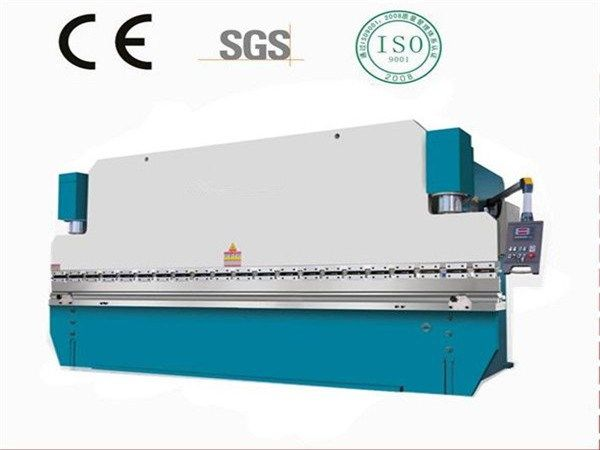 Wc67k 160 3200 Cnc Hydraulic Bending Machine Bending Machine Sheet Metal Press Brake Numeric Control Bending Cnc Press Brake Press Brake Hydraulic Press Brake