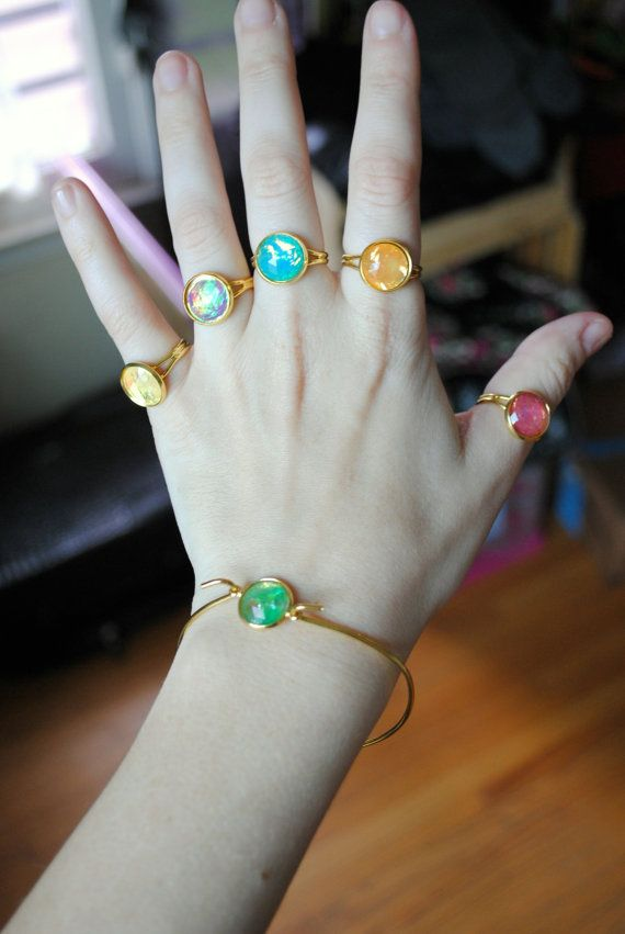 Infinity Gem Loose Gauntlet Infinity Stone Inspired The