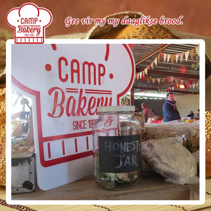 Camp Bakery is taking our products to market today, so come on down to the Rooiheuwel market where we will have a wide range of baked products on display . #marketday #farmersmarket
