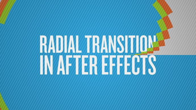 In this tutorial, Sergei Prokhnevskiy will teach you how to create a simple radial transition using basic tools in Adobe After Effects.