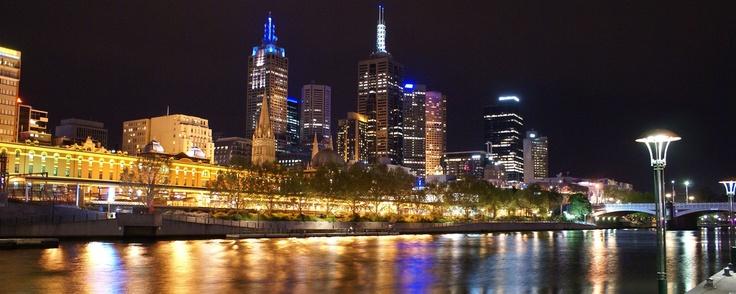 Melbourne, Victoria.