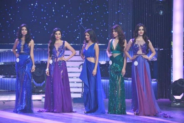 Femina Miss India 2015 Question and Answer Rounds