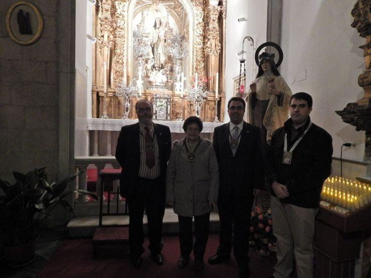 Juan Sebastián Morales, nuevo Hermano Mayor de la Cofradía del Carmen y de Ánimas