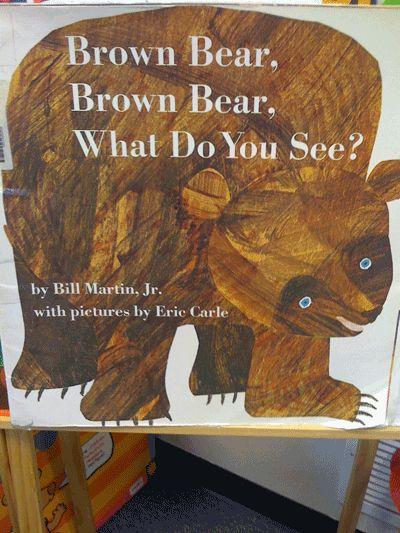 big books for preschool classrooms