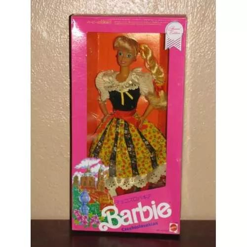 Barbie Czechoslovakian Año 1990 Bunny Toys - $ 1.299,99