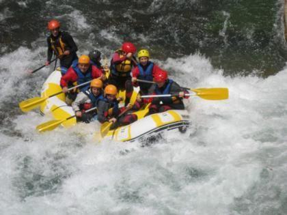 Pack amigos: Rafting » Tuawo