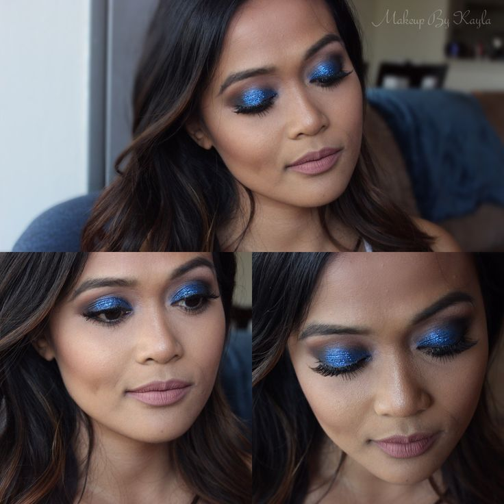 One of my favorite makeup looks that I have done!
