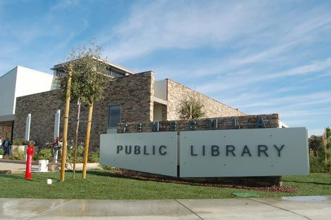 Temecula Public Library ....one of my favorite places