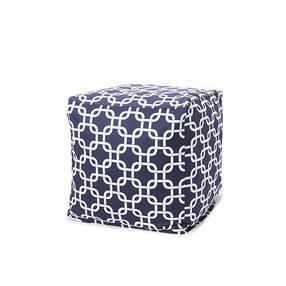 Links Outdoor Cube, Navy (was 100) now $49 #Olioboard #Product #Sales