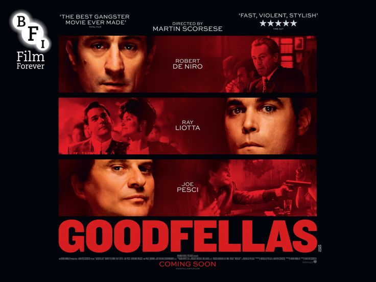 Goodfellas is getting a 4K restoration UK-wide re-release. Watch the new trailer | Live for Films