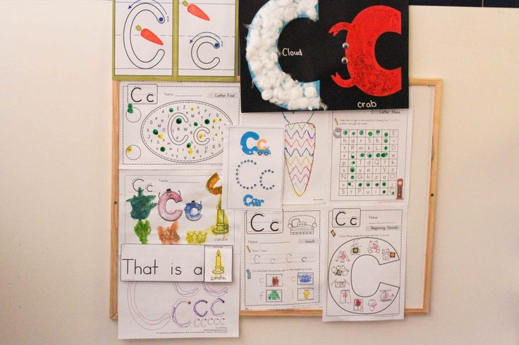 This web site has a bunch of activites for letters with links to free printable activity pages.  (go to preschool and it has about 5 per page just go to previous until you find the letter you want)