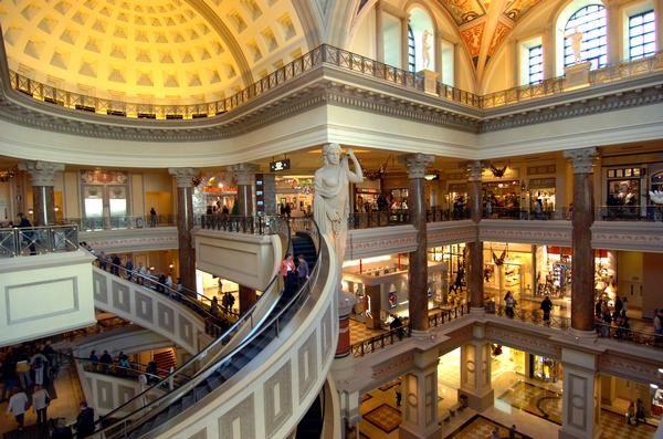 Shopping in Vegas!