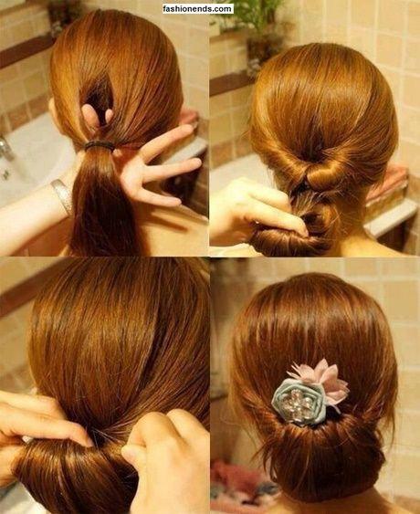 Jeden Tag Einfache Frisuren Hairstyles Pinterest Hair Styles