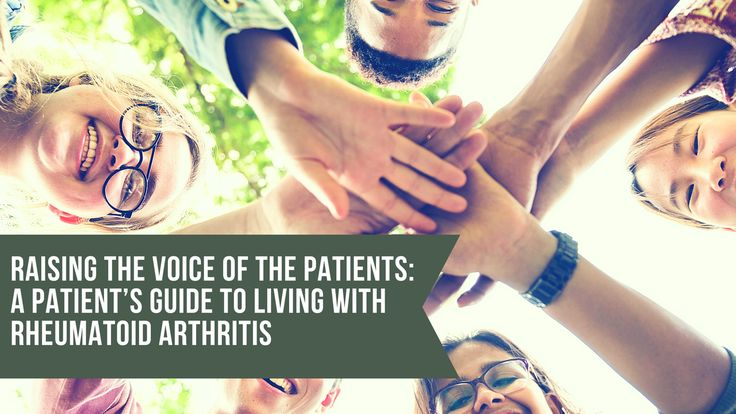 You are never alone in your RA journey- review of the new patient's guide to living with RA from CreakyJoints