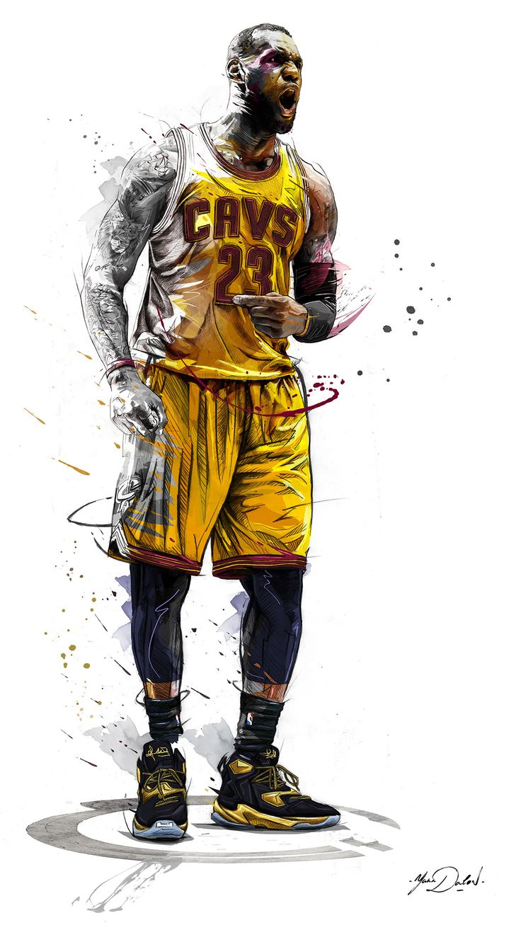 My work of painting and illustrations for the brand ENTERBAY and the NBA.
