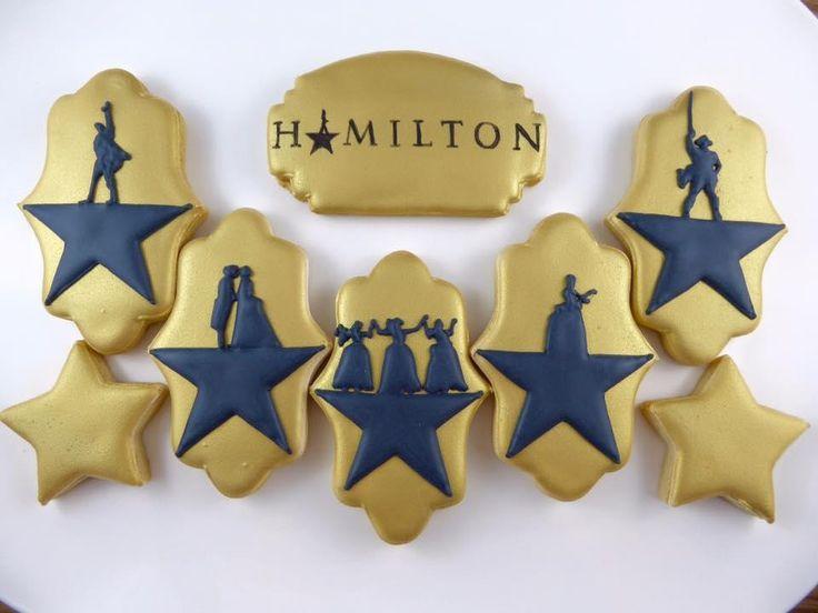 Hamilton Cookies, what?