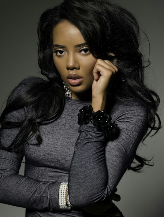 57 best angela simmons images on pinterest braid free and hair angela simmons pmusecretfo Image collections